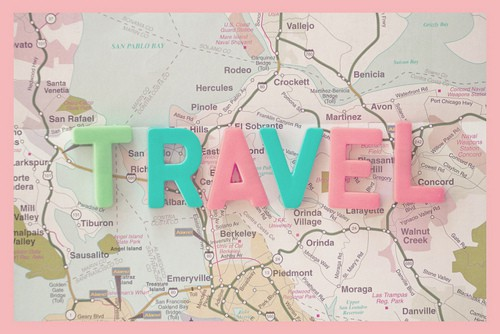 Image result for travel pink