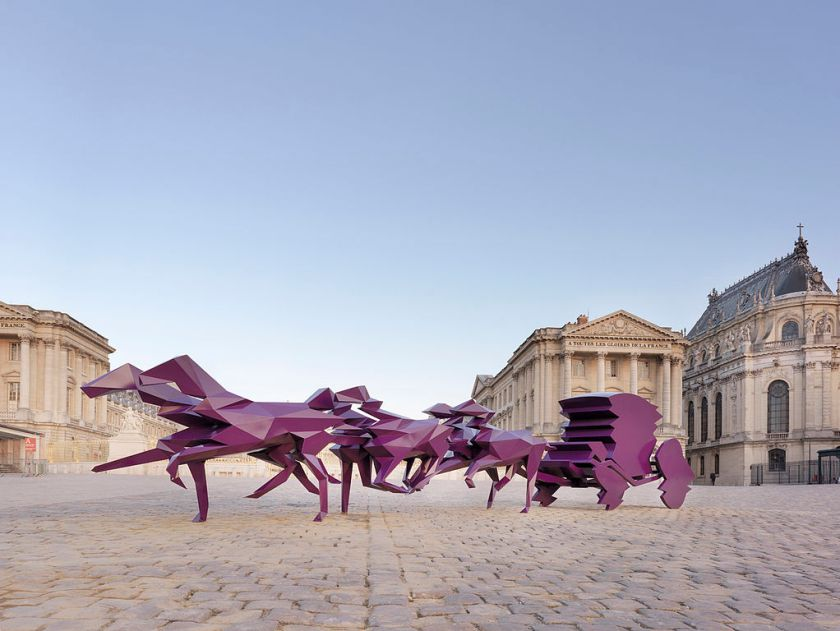 Versailles-ArtXavier-Veilhan-